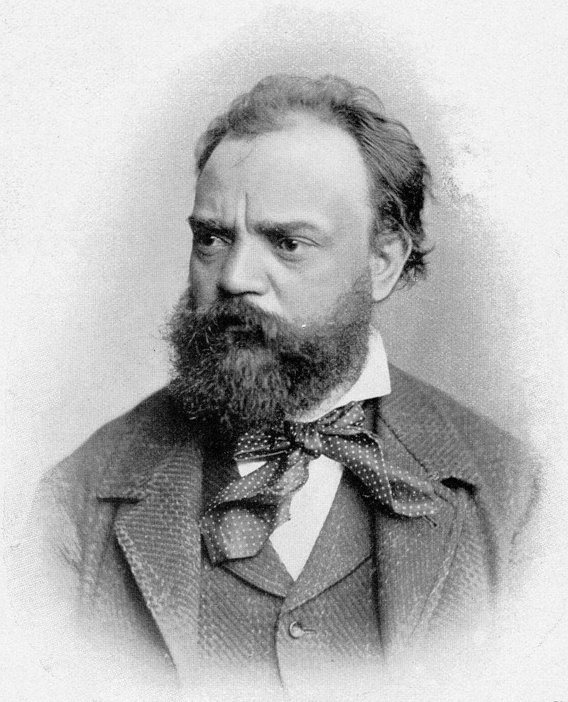 Девятая симфония. Антонин Дворжак