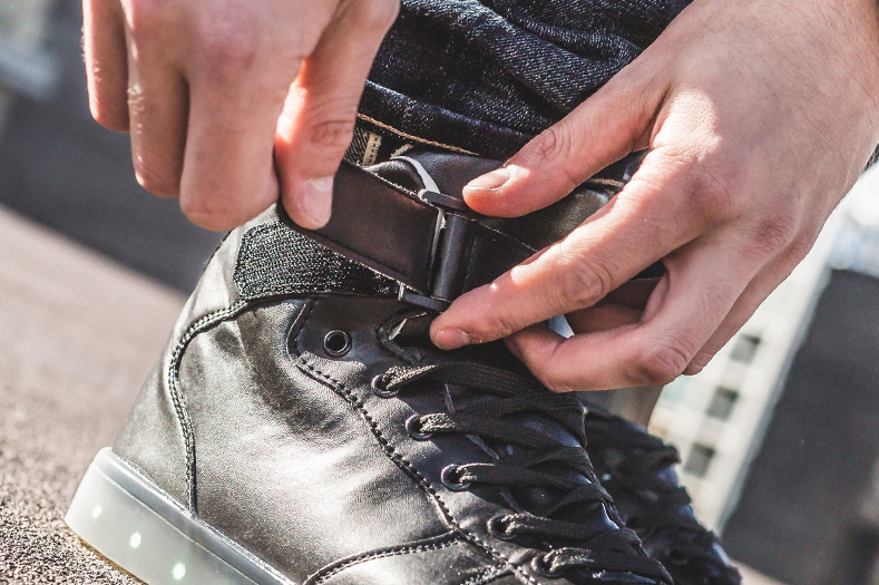 Застежка-липучка для обуви