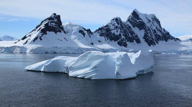 самая высокая температура в Антарктиде
