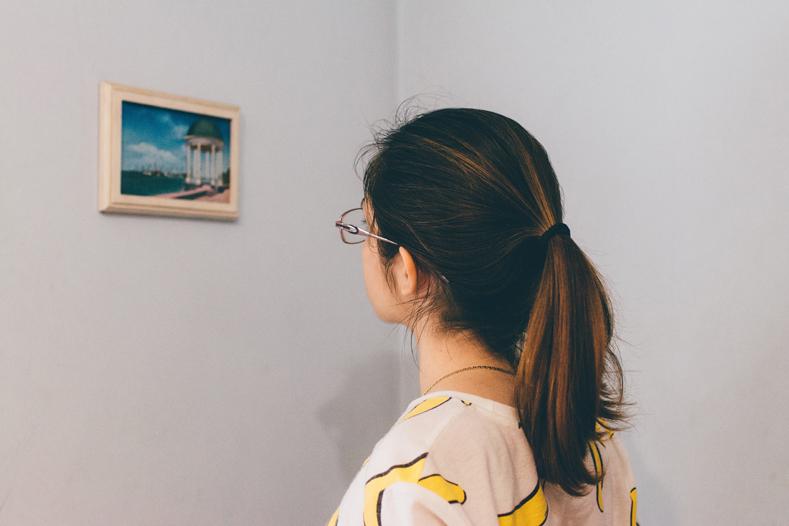 Девушка и фото
