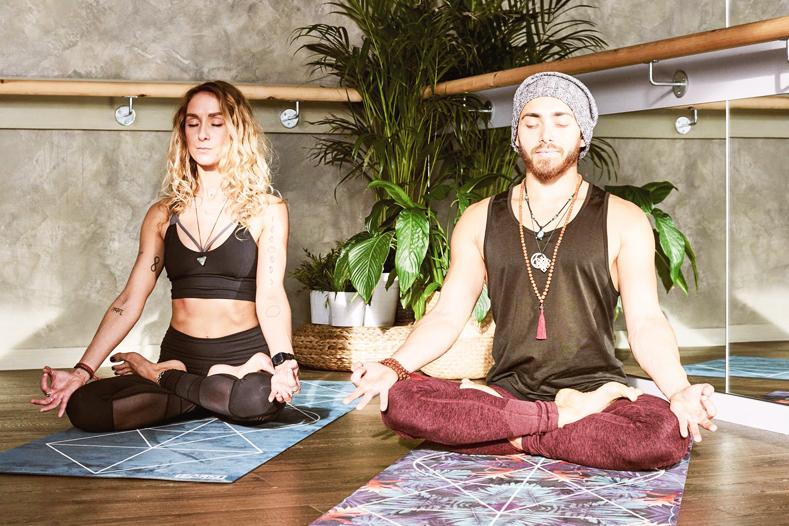 Техника дыхания для медитации