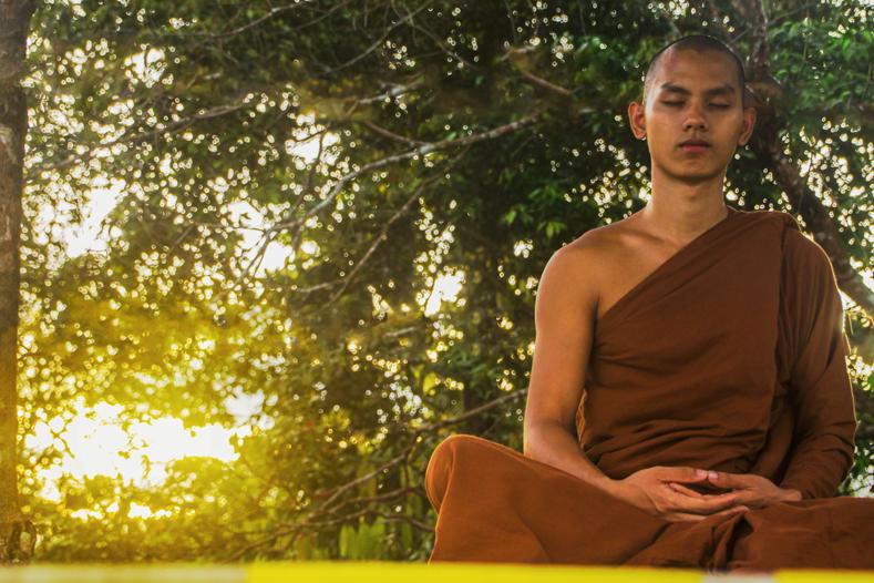 Буддизм. Медитация