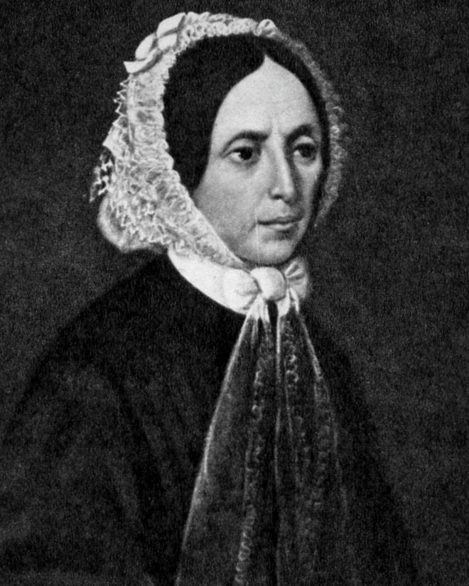 Мать писателя Мария Гоголь-Яновская