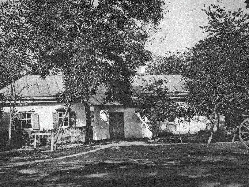 Дом доктора Трохимовского в Сорочинцах