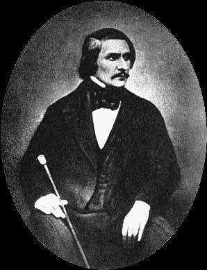 Биография Гоголя.Гоголь на единственном фото.