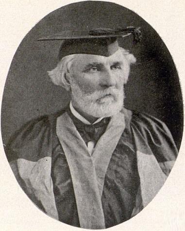 И. С. Тургенев — почётный доктор Оксфордского университета.