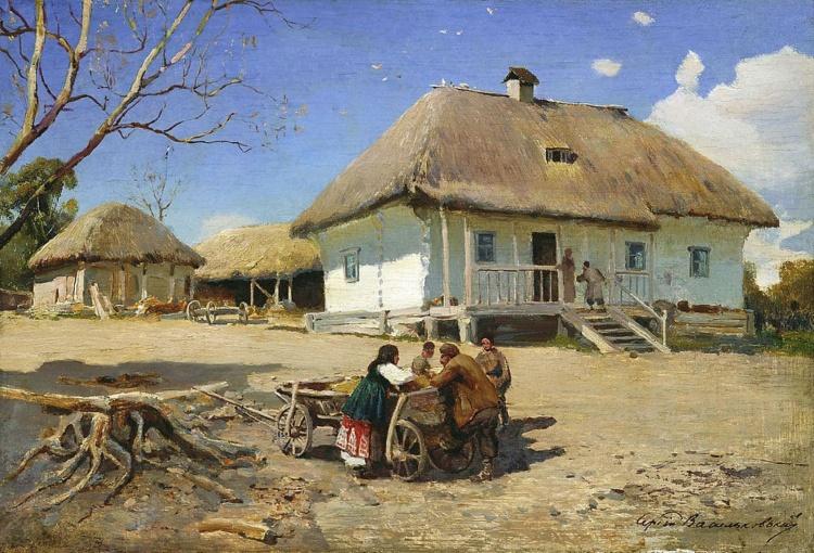 Миргород, Казацкий двор. С.И.Васильковский