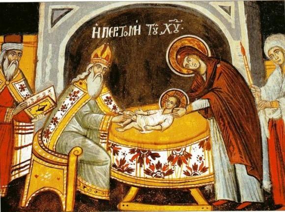 обрезание господне 14 января