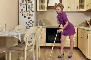 домохозяйка тест