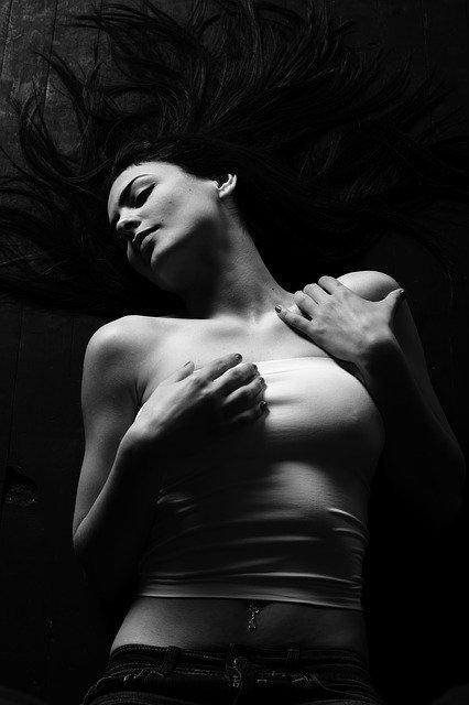 Сексуально активная женщина