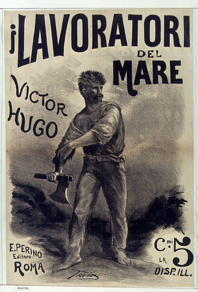 Труженики моря. E. Perino, Roma / Tavio, Ottavio Rodella (1864-1910)
