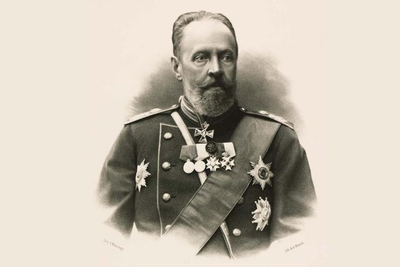 Портрет Сергея Юльевича Витте