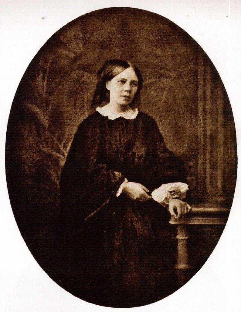София Андреевна Бахметева (1827-1895) - супруга графа А. К.Толстого