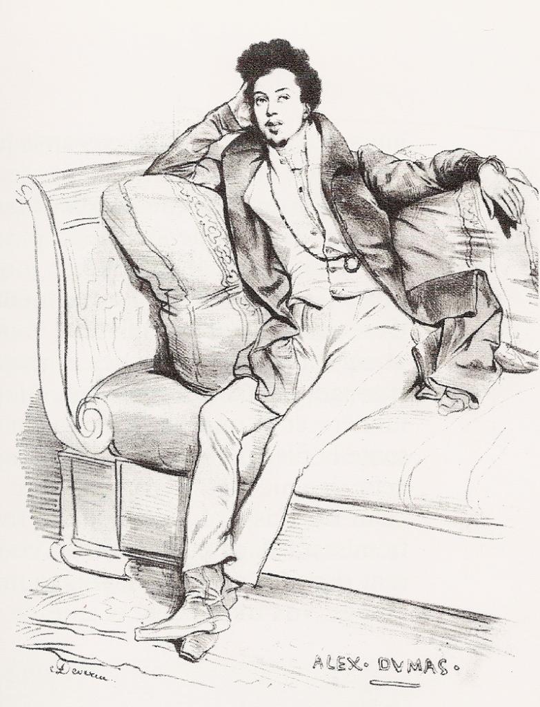 В возрасте 27 лет (зарисовка Ашиля Девериа)