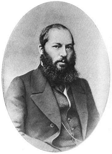 Афанасий Фет. 1860-е