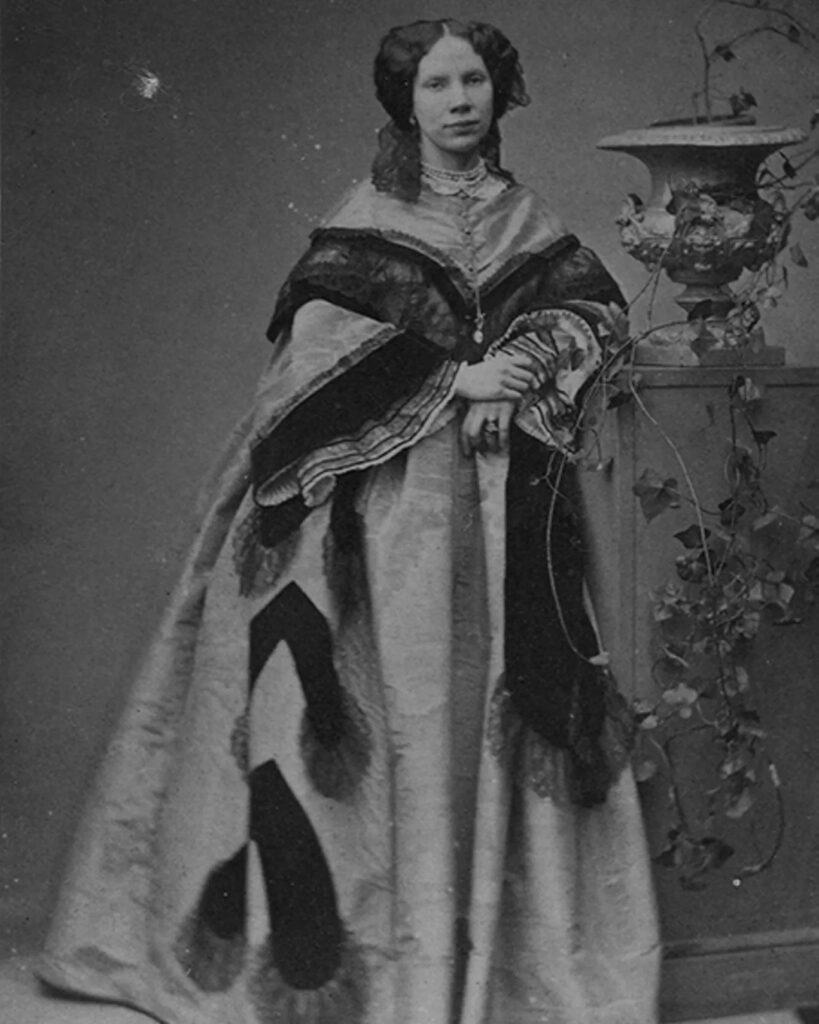 Жена Афанасия Фета - Мария