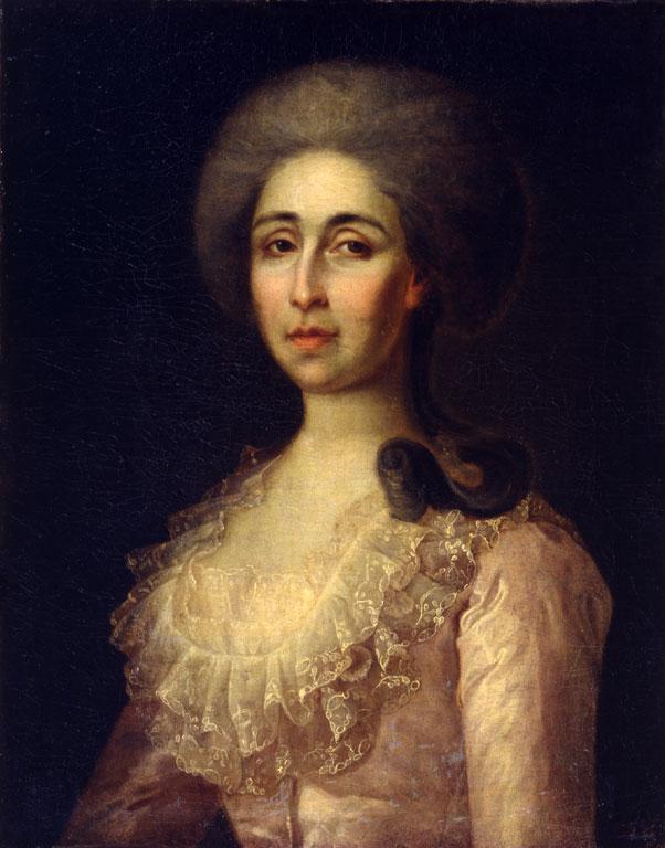 Анна Васильевна Радищева